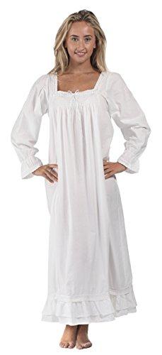 The 1 for U 100% Cotton Nightgown - Martha (Medium)