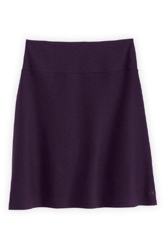 Fair Indigo A-line Fair Trade Organic Skirt