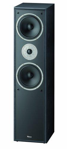 Magnat Monitor Supreme 800 2.5-Wege Standlautsprecher (Bassreflex 92 dB) Paar schwarz