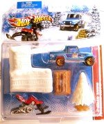 Hot Wheels Racing Kits - SNOW Race Set - 1
