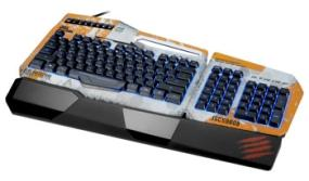 Mad Catz Titanfall S.T.R.I.K.E. 3 Gaming Keyboard for PC