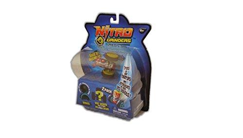Nitro Grinders Extreme Stunt Riders Bonus Pack