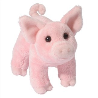 Pink Stuffed Animal front-1073591