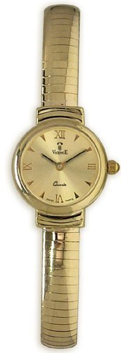 Vicence 14K Gold Womens Watch WSP365
