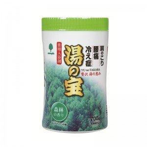 湯の宝 森林の香り 700g×5