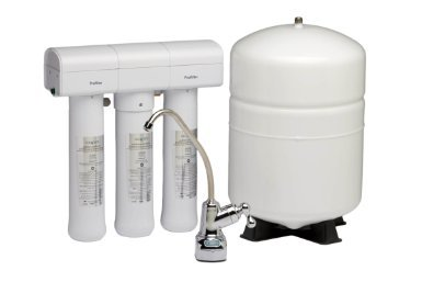 EcoPure EP-RO25 Reverse Osmosis Filtration Undersink Drinking Water System