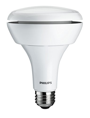 philips 452268 65 watt equivalent br30 led dimmable warm glow flood light bulb frustration free. Black Bedroom Furniture Sets. Home Design Ideas