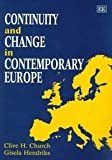 img - for Continuity and Change in Contemporary Europe book / textbook / text book