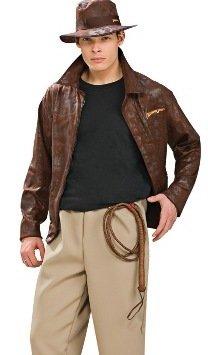 Mens Adult Costumes Licensed Indiana Jones Movie