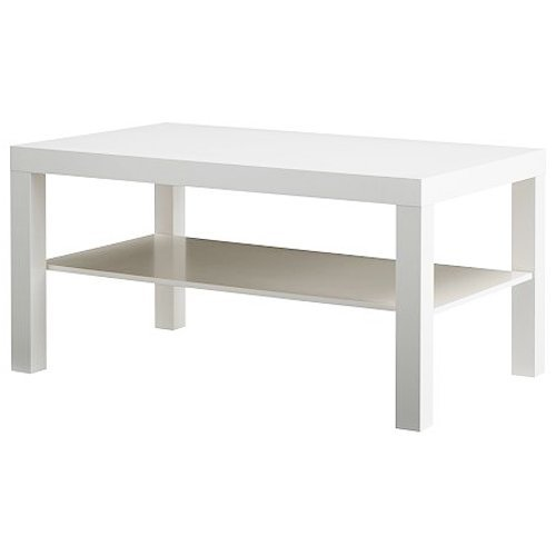 Ikea lack coffee table white - Ikea table basse lack ...