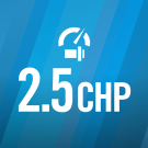 2.5CHP Mach Z Motor