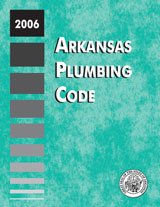 2006 Arkansas Plumbing Code - Loose-leaf - ICC - IC-5432L06 - ISBN:B004RPPE0A