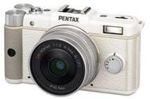 PENTAX デジタル一眼カメラ Q レンズキット ホワイト PENTAXQLKWH
