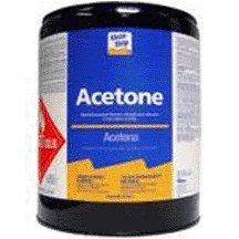 Klean-Strip Green CAC18 Acetone, 5-Gallon (Fiberglass Resin 5 Gallon compare prices)