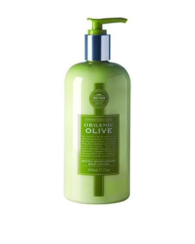 Greenscape Organic Skincare 17-Oz. Hand & Body Lotion, Olive Oil