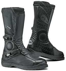TCX Infinity Gore-Tex Motorcycle Boots 43 Black (UK 9)