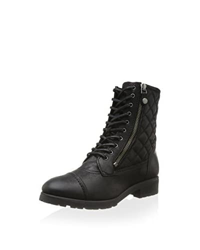 Geox Women's Donna Natalie Lace Up Ankle Boot