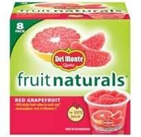 Del Monte® Fruit Naturals® Grapefruit - 8/7 Oz.