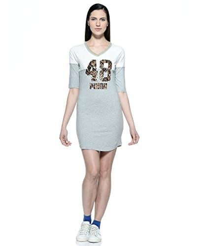 Puma T-Shirt Statement [Grigio/Avorio]