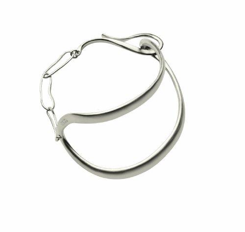 Breil Sterling Silver Ladies Segno Bracelet