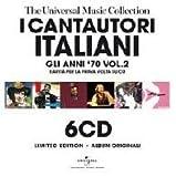 echange, troc Various Artists - I Cantautori Italiani: Gli Anni 70 V2