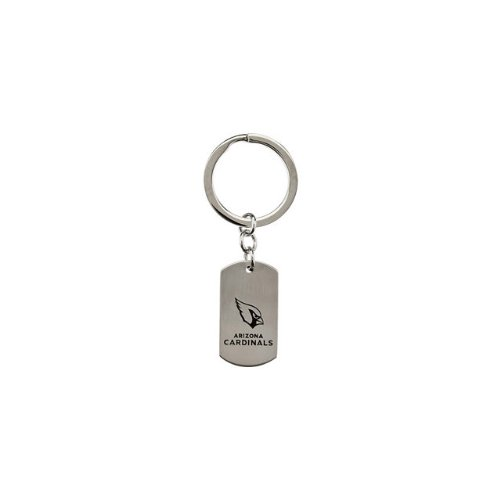 24592 St Steel 35mm Arizona Cardinals NFL Football Team Jewelry Men Keychain