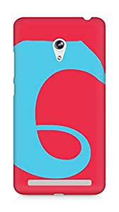 Amez designer printed 3d premium high quality back case cover for Asus Zenfone 6 (Colorful Pattern)