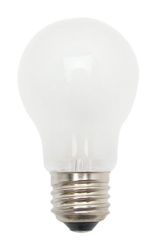 東洋ライテック 一般白熱電球〈フロスト〉100V 60W形4個セット(電球4個組) E26口金 TC-LW100V54W 1P - 4個セット