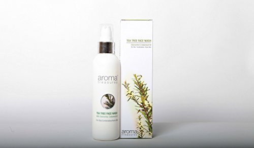Aroma Treasures Aroma Treasures Tea Tree Face Wash