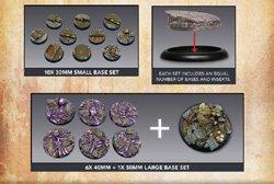WizKids CMNMA021-1 Tau Ceti Small Base Set