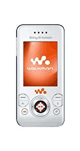 Sony Ericsson W580i White On T-Mobile PAYG Mobile Phone