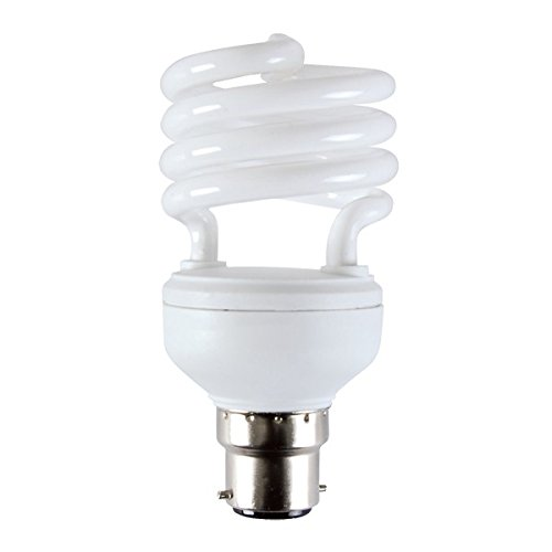 32W Spiral CFL Bulbs (White)