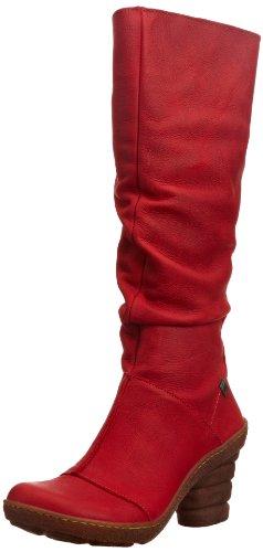 El Naturalista Womens Dome Tibet Slouch Boots N772 4 UK, 37 EU