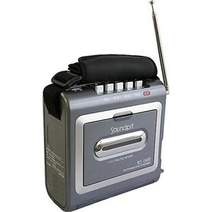 ラジオカセット RCS-1341M
