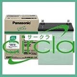 Panasonic ブルーバッテリー circla(サークラ) N-40B19R/CR