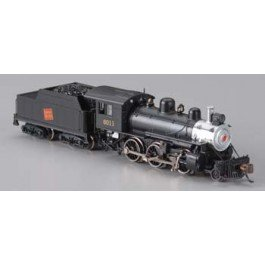 Bachmann Industries Alco 2-6-0 Prr 3234 Steam Locomotive Car front-499505