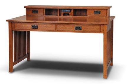 Buy Low Price Comfortable Chesapeake Writing Computer Desk & Gallery Combo (B002M55T52)