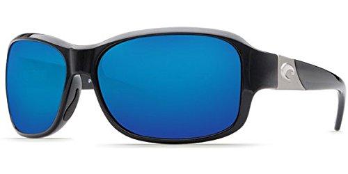 Sunglasses Costa Del Mar INLET IT 11 OBMGLP BLACK BLUE MIR 580G<br />