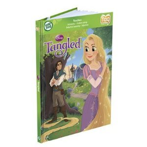 Amazon.com: LeapFrog Tag Activity Storybook: Rapunzel: Toys & Games