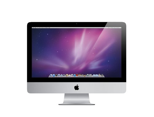 New Apple iMac 21.5 inch All-In-One Desktop PC (Intel Core i5 2.7GHz Quad-Core Processor, 2X2GB RAM, 1TB HDD, AMD Radeon HD 6770M with 512MB graphics) (Launched May 2011)