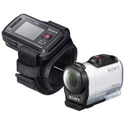 SONY メモリースティックマイクロ/マイクロSD対応フルハイビジョンアクションカムミニ(ライブビューリモコン付) HDR-AZ1VR