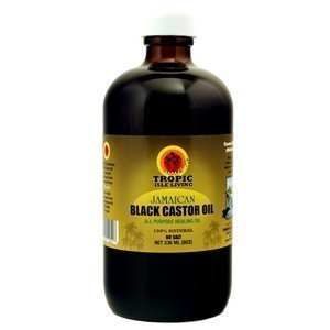 Jamaican Black Castor Oil 8 oz - Big Sale!!