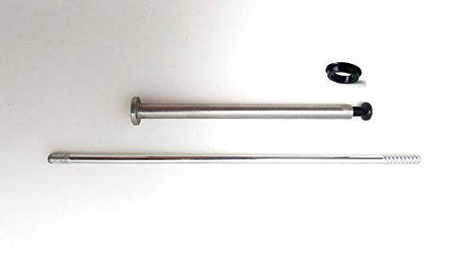 Stainless Steel Guide Rod, Adapter Ring and guide pin for Glock 19, 23, 32 (Glock Stainless Steel Pins compare prices)