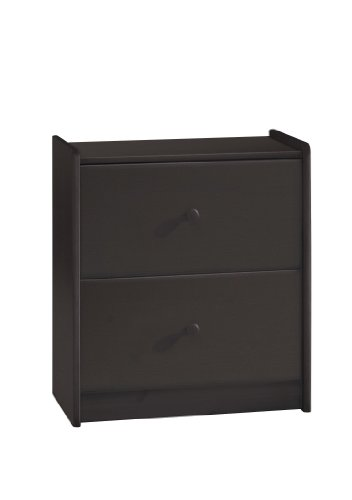 Two Drawer Dresser front-375831