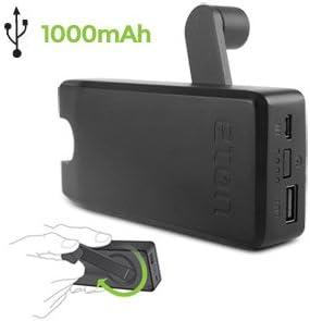 Eton NBOTO1000B 1000mAh Portable Battery Pack