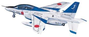 """1/72川崎 T-4 """"ブルーインパルス 2002"""""""