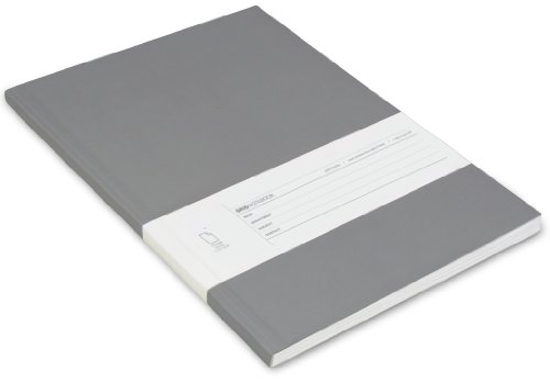 31Y To6CxWL. SL500  VELA Series A LayFlat Computation Laboratory Notebook, 11.75 x 9.25 inches, 78 Sheets, Numbered Pages, 4x4 Grid