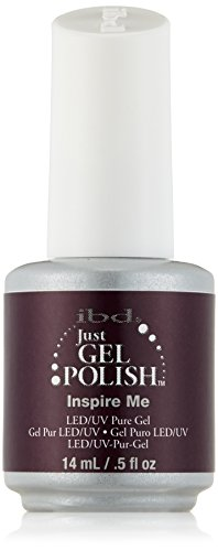 IBD Just Gel Nail Polish, Inspire Me, 0.5 Fluid Ounce (Color Me Nail Polish compare prices)