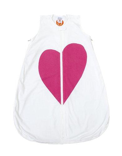 Gunamuna Gunapod Wearable Blanket Print Collection, Heart, Medium front-138821