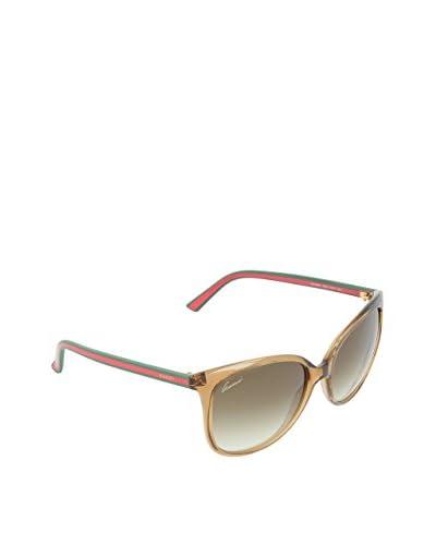 Gucci Gafas de Sol 3649/SCC170 Beige / Rojo